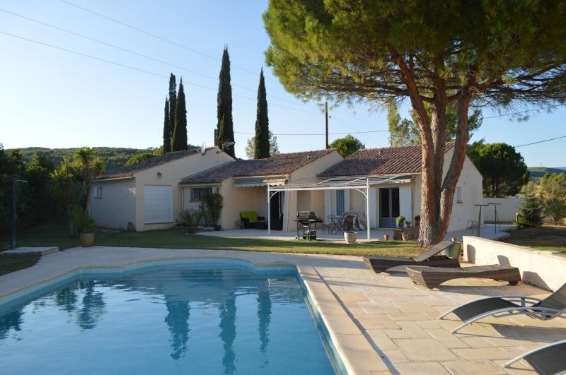 Sale house / villa La motte 435000€ - Picture 1