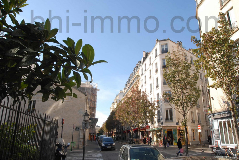 Verhuren  appartement Paris 13ème 608€ CC - Foto 14