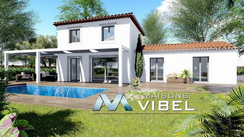 Maison  5 pièces + Terrain 490 m² Saint-Génis-des-Fontaines par MAISONS VIBEL