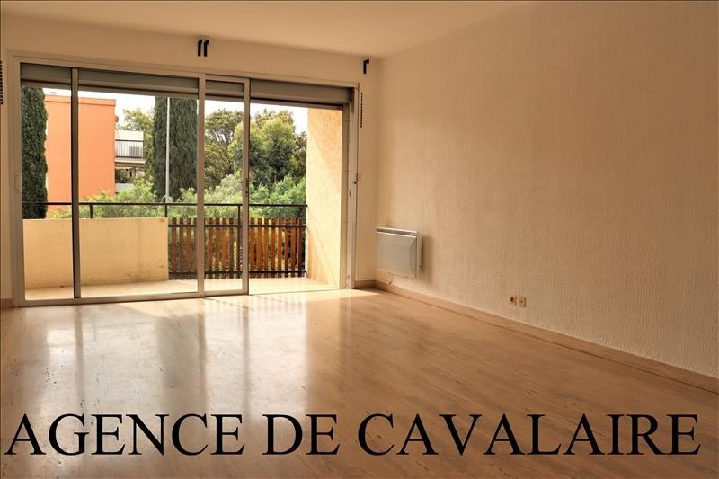 Vente appartement Cavalaire sur mer 189 000€ - Photo 1