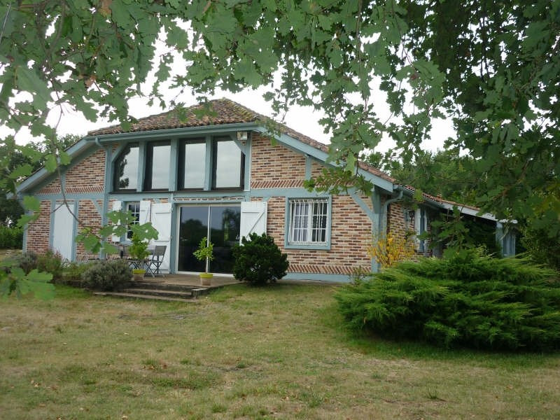 Sale house / villa Sabres 260000€ - Picture 1