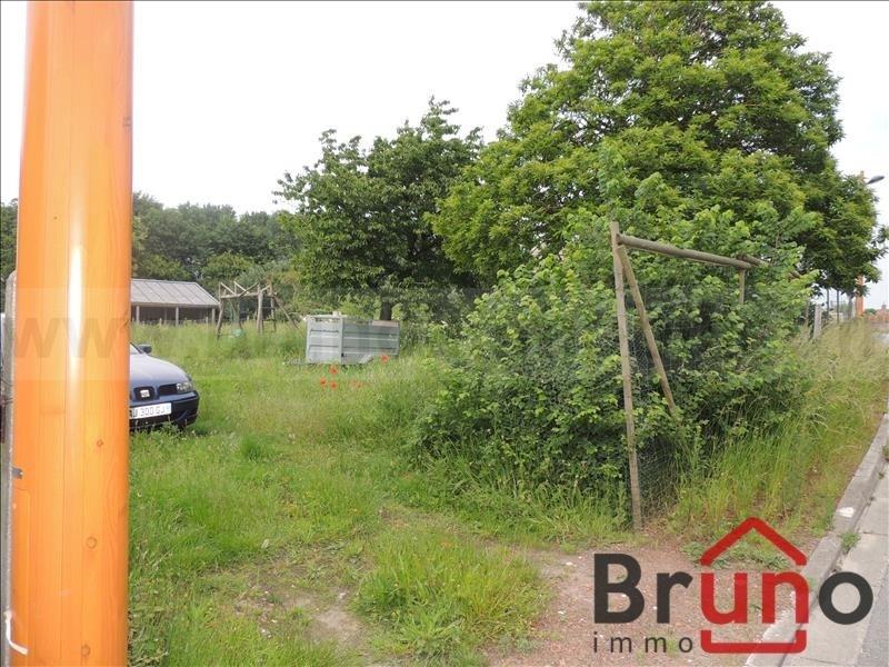 Venta  terreno Le crotoy 79500€ - Fotografía 3