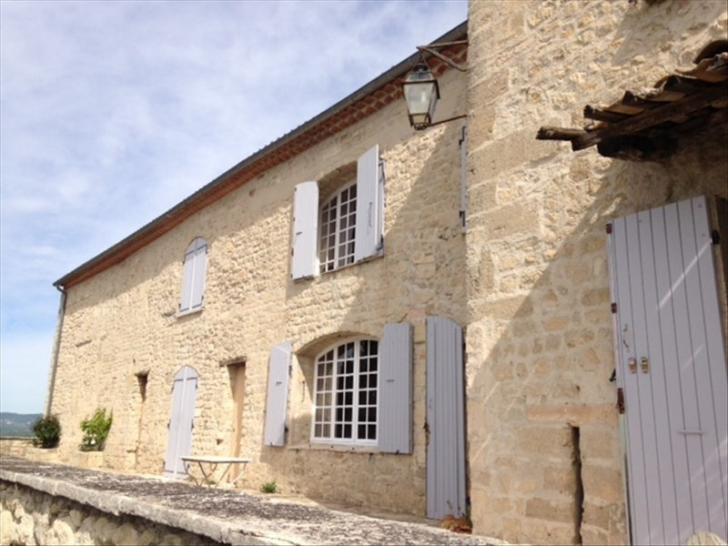 Deluxe sale chateau Lurs 885000€ - Picture 2