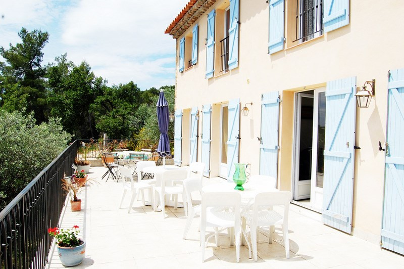 Deluxe sale house / villa Seillans 546000€ - Picture 24