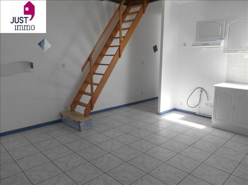 Rental apartment Troyes 380€ CC - Picture 1