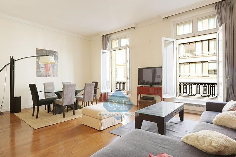 Vente de prestige appartement Paris 16ème 1 435 000€ - Photo 2