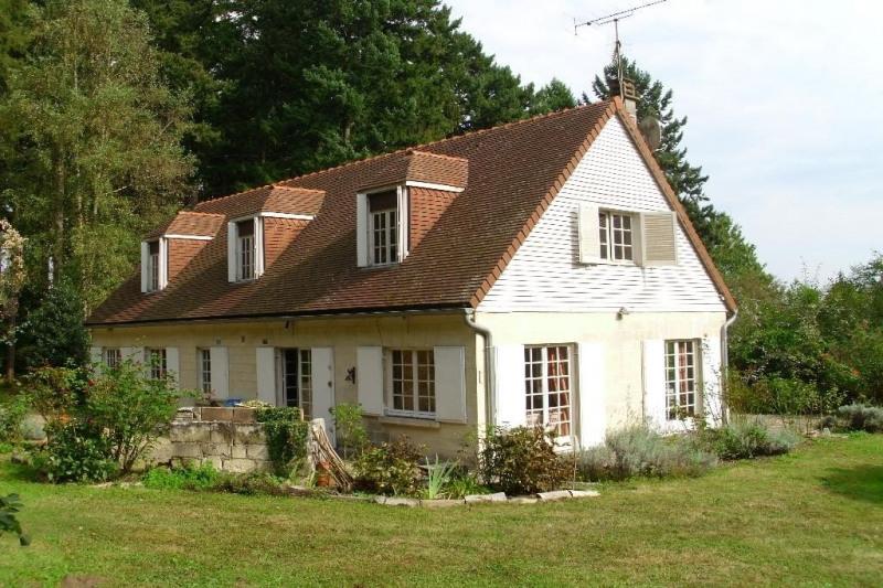 Sale house / villa Crepy en valois 344000€ - Picture 1