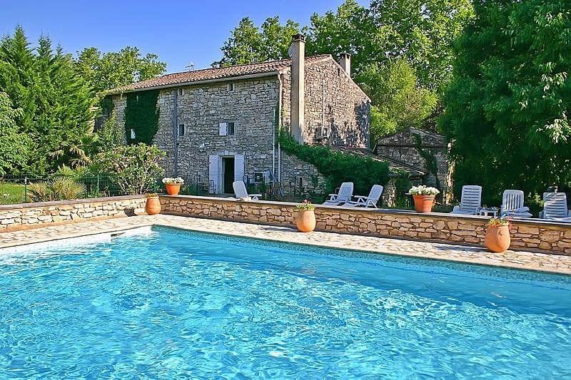 Vente de prestige maison / villa Goudargues 632000€ - Photo 2