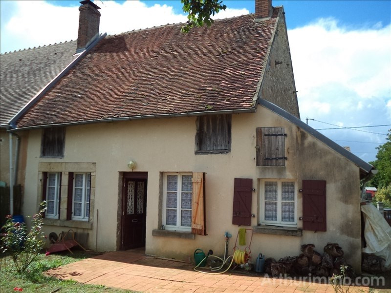 Vente maison / villa Menetou ratel 50 000€ - Photo 1