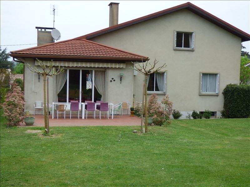 Sale house / villa Mazamet 266000€ - Picture 1