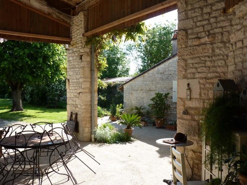 Vente maison / villa Coulon 297800€ - Photo 4