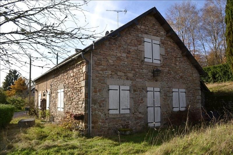 Vente maison / villa Dun les places 68000€ - Photo 1
