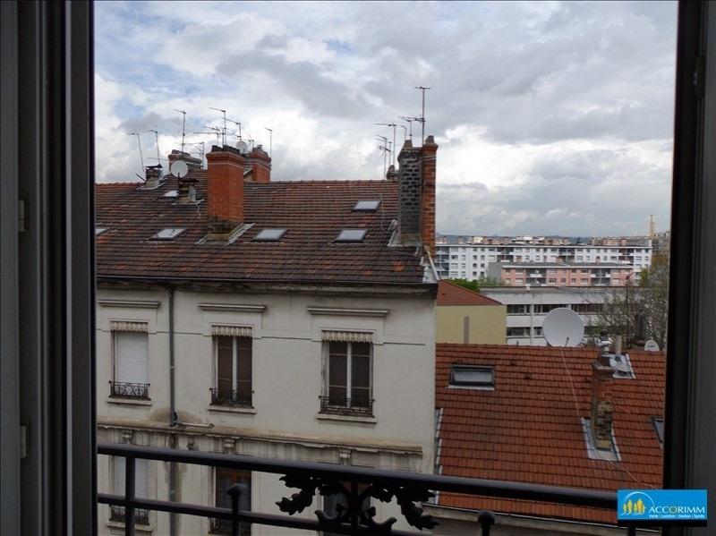 Rental apartment Villeurbanne 610€ CC - Picture 6