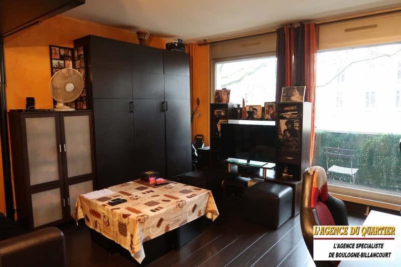 Venta  apartamento Boulogne billancourt 279000€ - Fotografía 2