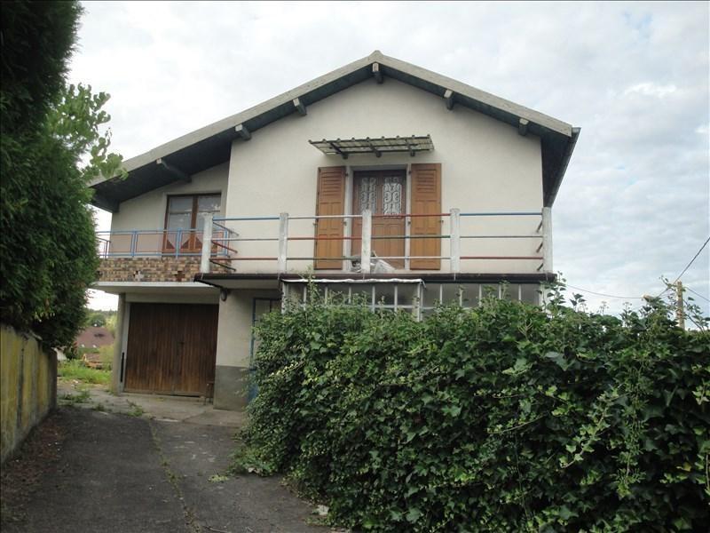 Vendita casa Dampierre les bois 118000€ - Fotografia 1