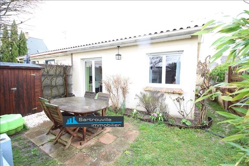 Vente appartement Sartrouville 289000€ - Photo 1