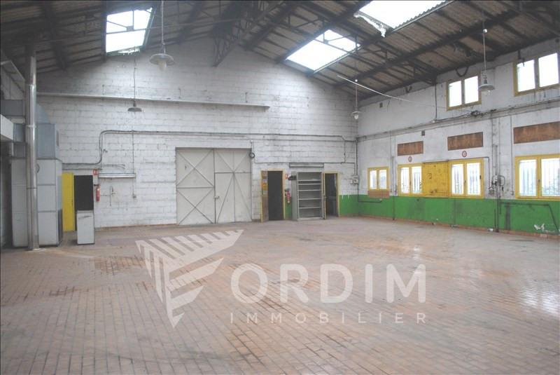 Rental empty room/storage Perrigny 1250€ HC - Picture 1