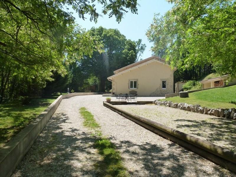 Vente de prestige maison / villa Chateauneuf de galaure 567500€ - Photo 8