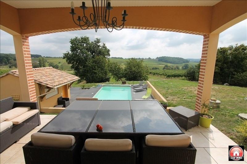 Sale house / villa Rouffignac de sigoules 273000€ - Picture 7