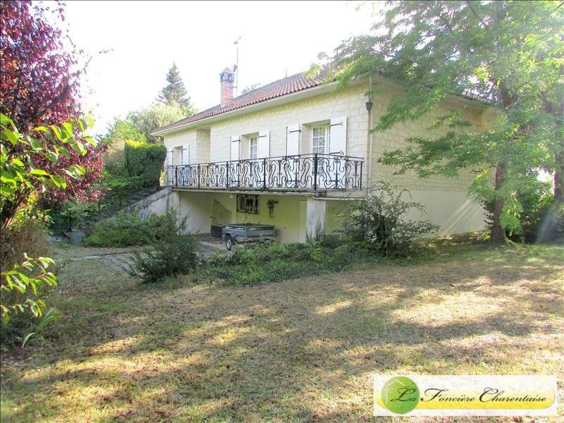 Vente maison / villa Aigre 158 000€ - Photo 1
