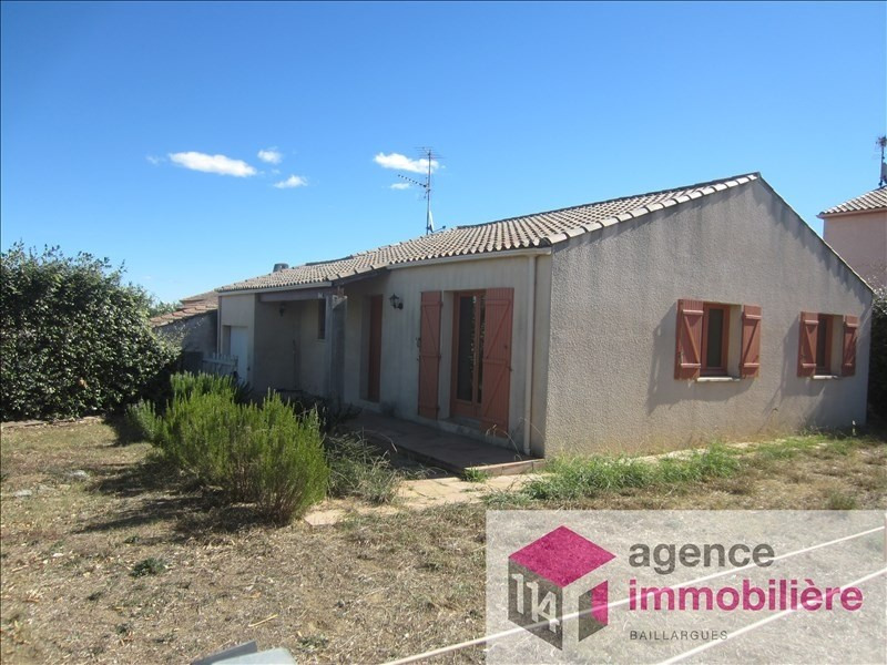 Investment property house / villa Baillargues 260 000€ - Picture 1