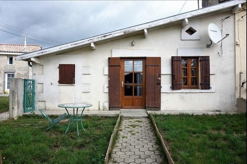 Sale house / villa Laruscade 100000€ - Picture 7