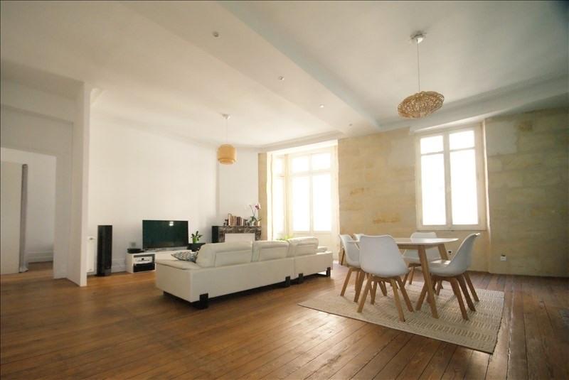 Vente de prestige appartement Bordeaux 599000€ - Photo 2