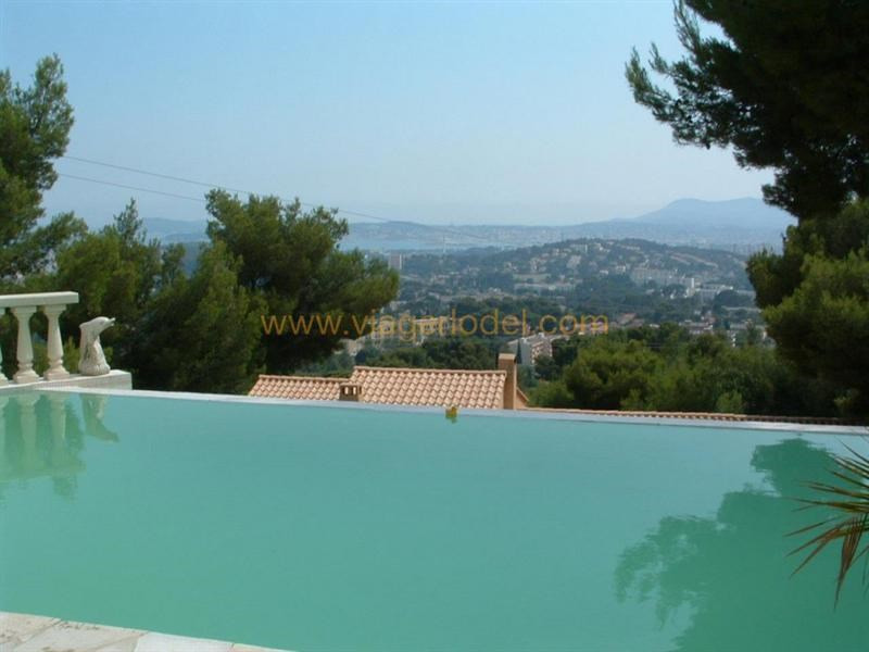 Life annuity house / villa Toulon 300 000€ - Picture 1