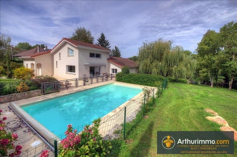 Vente de prestige maison / villa Bourgoin jallieu 600000€ - Photo 4