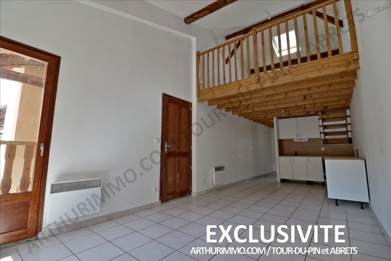 Location appartement Bourgoin jallieu 490€ CC - Photo 1