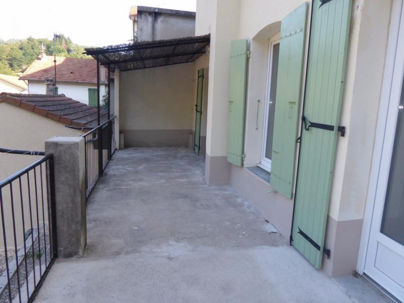 Location appartement Vals-les-bains 490€ CC - Photo 1