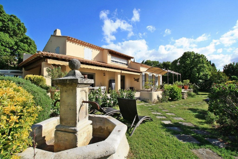 Vente de prestige maison / villa Rochefort du gard 655000€ - Photo 1