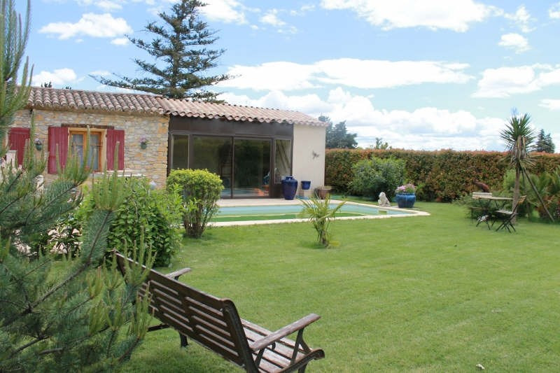 Vente maison / villa Sarrians 329000€ - Photo 8
