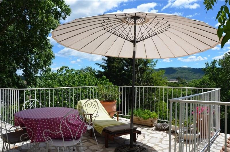 Vente maison / villa Chauzon 371500€ - Photo 4