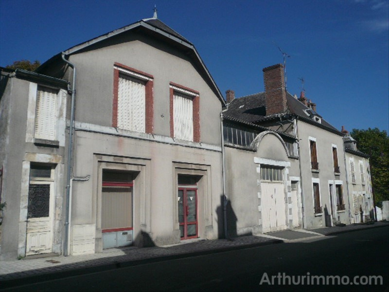 Vente maison / villa Sancerrois 122 000€ - Photo 1