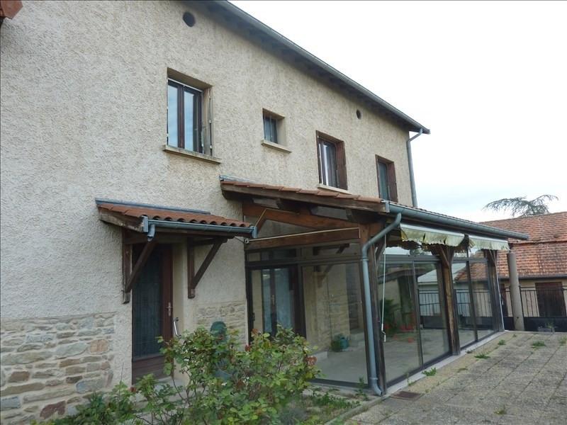 Vente maison / villa Dommartin 395000€ - Photo 1
