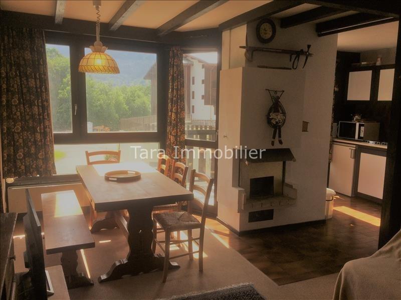 Sale apartment Les houches 278000€ - Picture 1