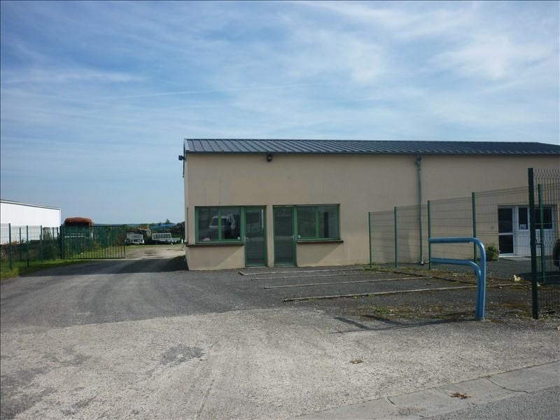Location local commercial Mortagne au perche 400€ +CH/ HT - Photo 1