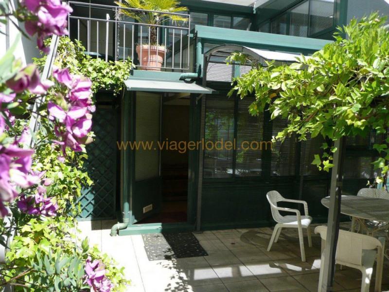 Life annuity apartment Paris 16ème 870000€ - Picture 13