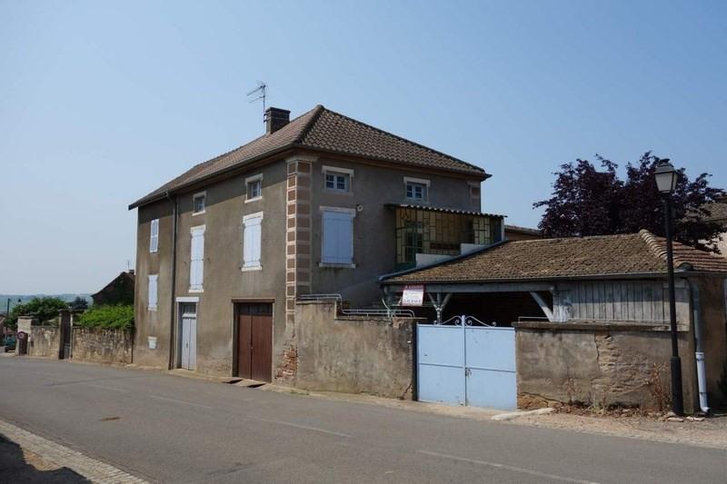 Maison de village Clessé