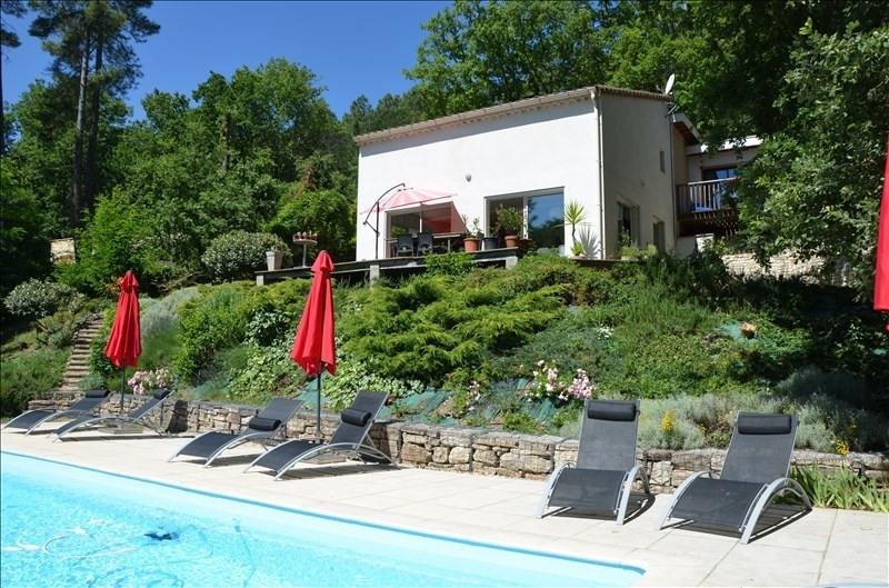 Vente maison / villa Vallon pont d arc 420000€ - Photo 1