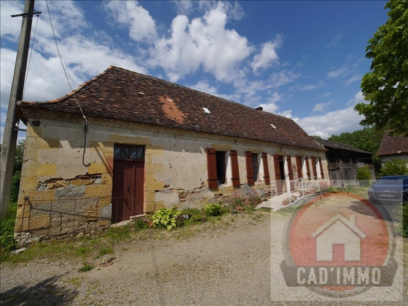 Sale house / villa St pierre d eyraud 134000€ - Picture 1