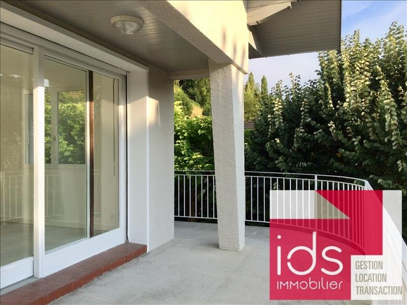 Vente appartement St jeoire prieure 272 000€ - Photo 6