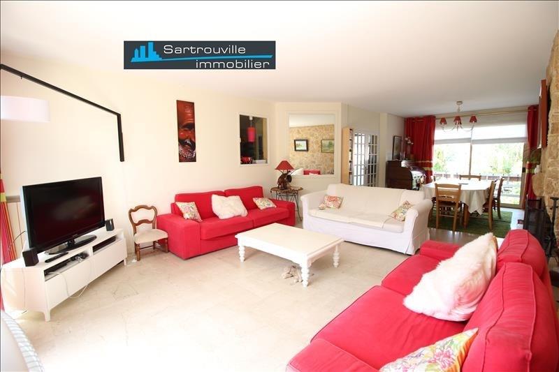Vente maison / villa Sartrouville 659000€ - Photo 2