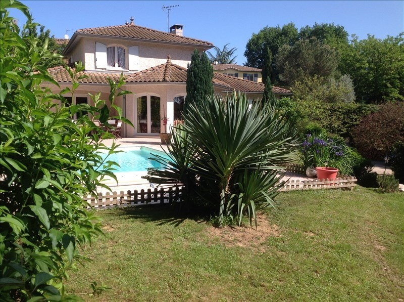 Vente de prestige maison / villa Charbonnieres les bains 749000€ - Photo 2