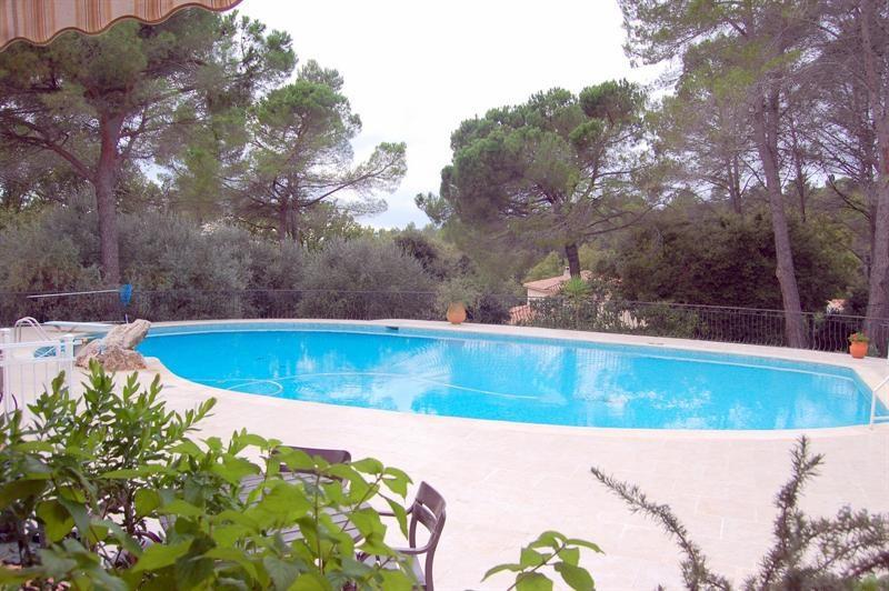Vente de prestige maison / villa Bagnols en forêt 655000€ - Photo 4