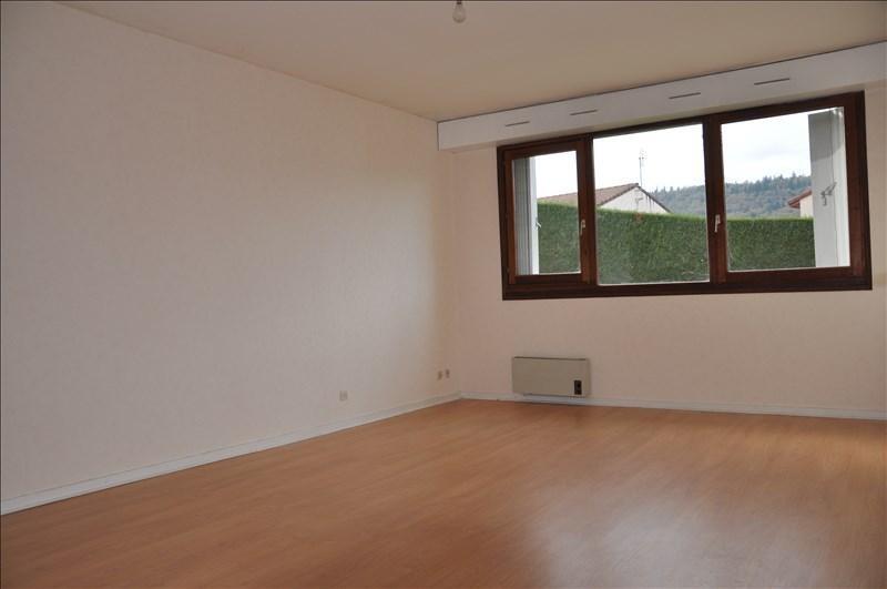 Vente appartement Bellignat 46000€ - Photo 1