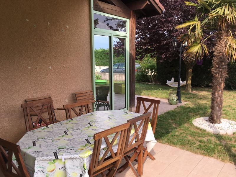 Vente maison / villa St laurent de mure 362000€ - Photo 4