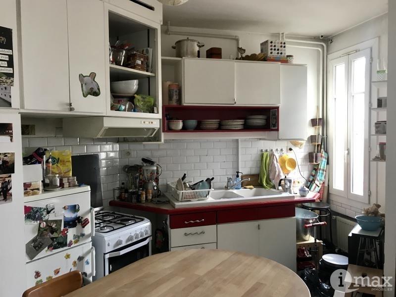 Sale apartment Paris 18ème 297000€ - Picture 3