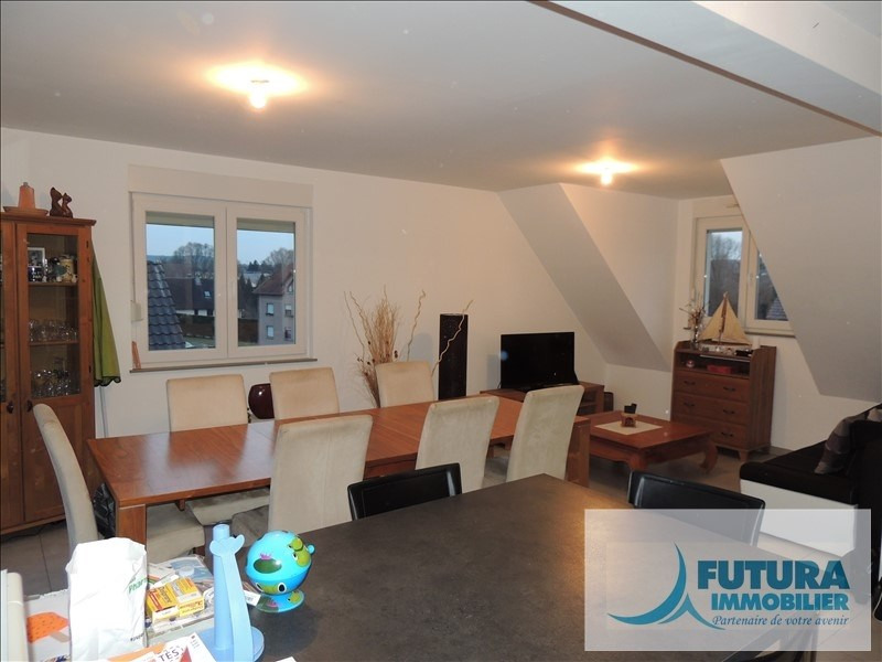 Deluxe sale apartment Woustviller 184 000€ - Picture 4